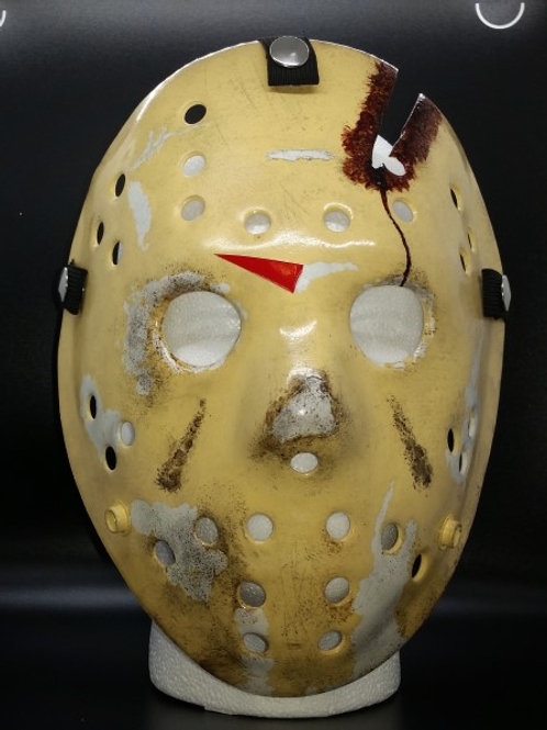 Friday the 13th Replica Hockey Mask - Part 4