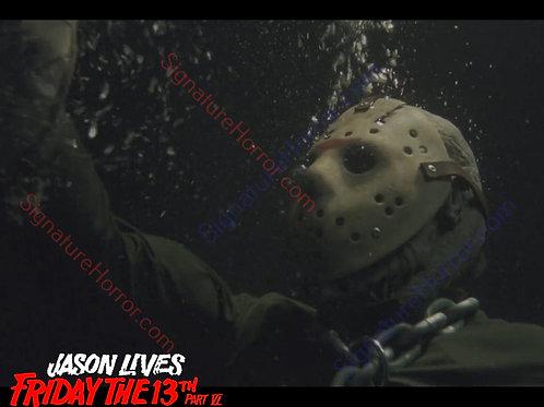 C.J. Graham - Jason Lives: Friday the 13th Part VI - Underwater 9