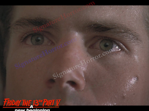 John Shepherd - Friday the 13th Part V - Hallucination 1 - 8X10