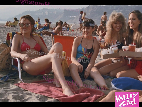 Deborah Foreman - Valley Girl - Beach 3 - 8X10