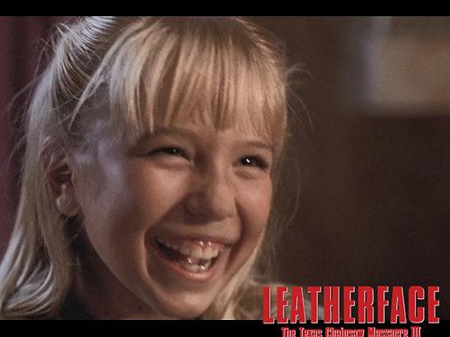 Jennifer Banko - Leatherface: TCM III - Smile - 8X10