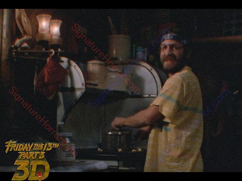 David Katims - Friday the 13th Part 3 - Popcorn 3 - 8X10