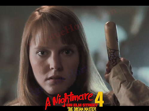 Lisa Wilcox - NOES 4 - Alice Nunchucks - 8X10