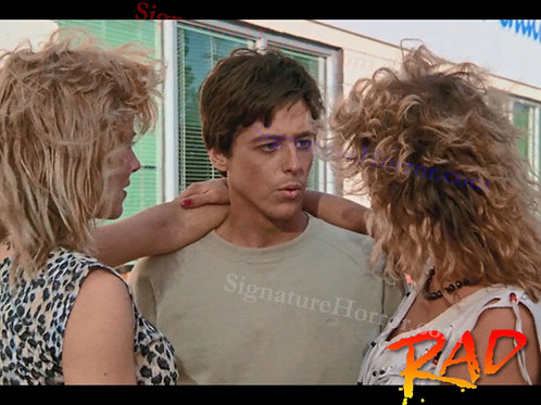 Bill Allen as Cru Jones in RAD - Temptation - 8X10