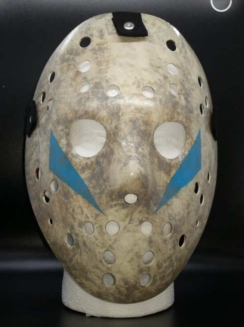 Friday the 13th Part V: A New Beginning Replica Hockey Mask (Imported Blank)