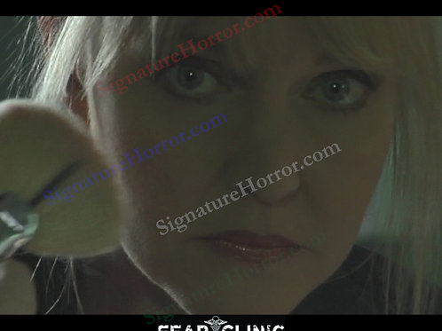 Lisa Wilcox - Fear Clinic - Behind the Scenes 5 - 8X10