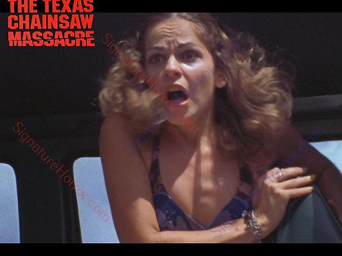 Teri McMinn Texas Chainsaw Massacre - Van 1 - 8X10