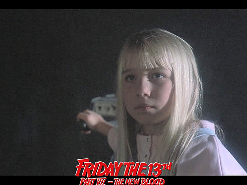 Jennifer Banko - Friday the 13th Part VII: The New Blood - The Look 2 - 8X10