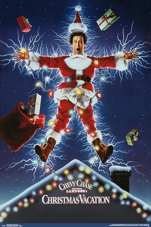 "Christmas Vacation 22""X34"" Poster"