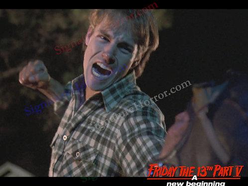 John Shepherd - Friday the 13th Part V - Trailer Park 13 - 8X10