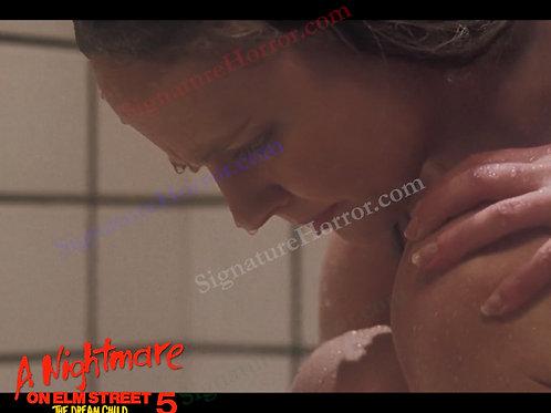 Lisa Wilcox - NOES 5: The Dream Child - Shower 2 - 8X10