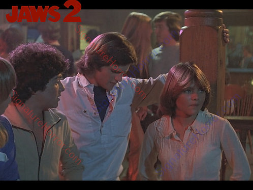 Donna Wilkes - Jaws 2 - Bar 3 - 8X10