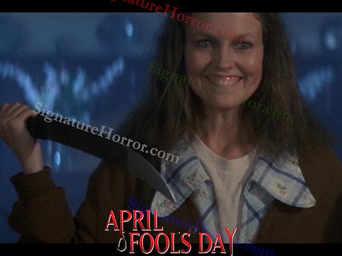 Deborah Foreman - April Fool's Day - The Reveal 6 - 8X10