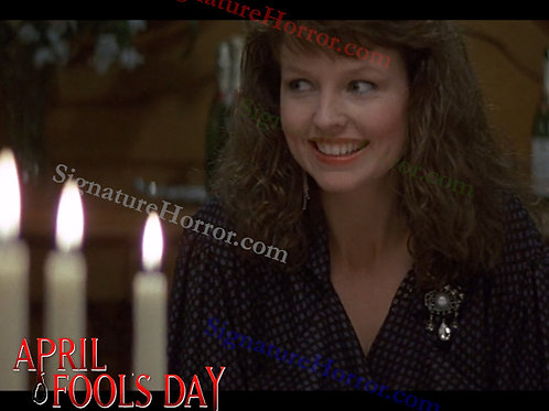 Deborah Foreman - April Fool's Day - Dinner 4 - 8X10