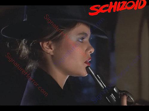 Donna Wilkes - Schizoid - Gun 4 - 8X10