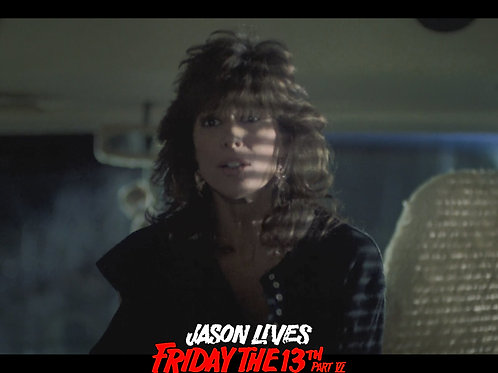 Darcy DeMoss Jason Lives: Friday the 13th Part VI - Looking Back 8X10
