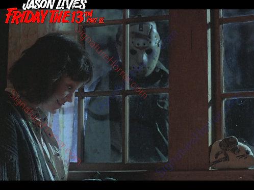 C.J. Graham - Jason Lives: Friday the 13th Part VI - Window 2