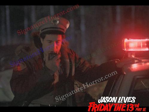 Vinny Guastaferro - Friday the 13th Part VI - Crime Scene 1 - 8X10