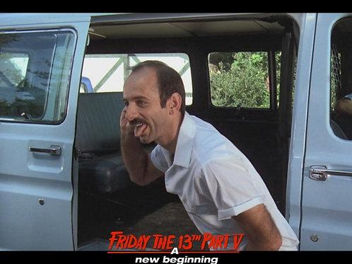 Bob DeSimone Friday the 13th Part V - Tongue 8X10