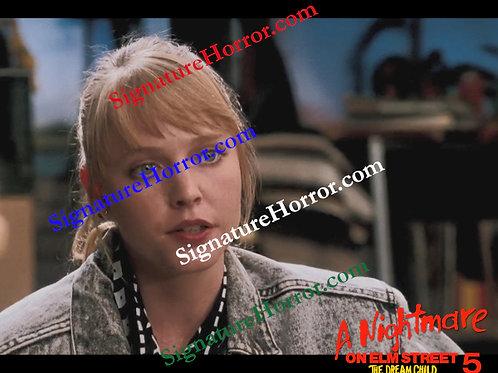 Lisa Wilcox - NOES 5: The Dream Child - Warehouse 6 - 8X10