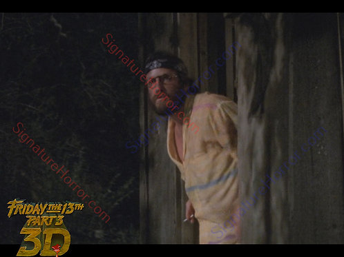 David Katims - Friday the 13th Part 3 - Outhouse 16 - 8X10