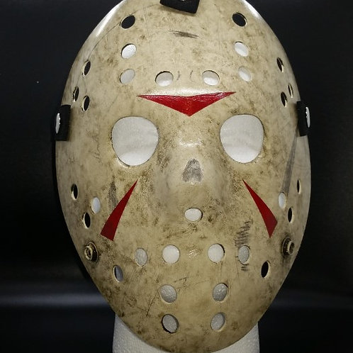 Friday the 13th Replica Hockey Mask - Part 3