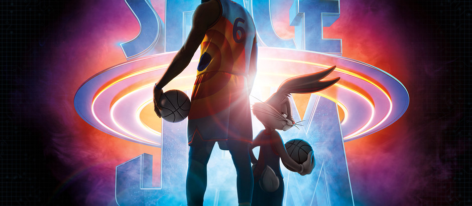 SPACE JAM: A NEW LEGACY OFFICIAL SOUNDTRACK ARRIVES TODAY
