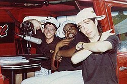 Neal Sharpe, Michael Dee, Jim Cook