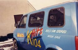 K-HITS Van