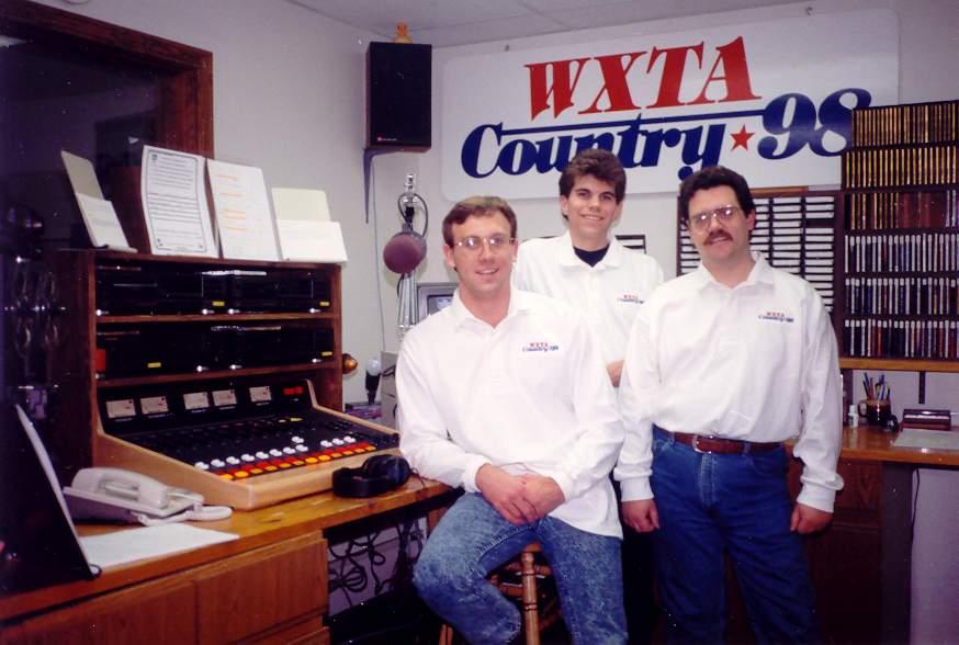 WXTA 1996