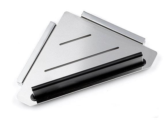 Cosmopolitan angled shelf – 250 x 147 x 60mm