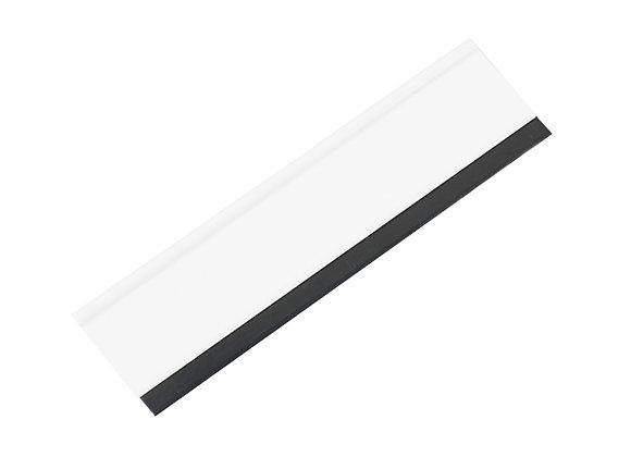 Metropolitan rubber squeegee - 300 x 140 x 55mm
