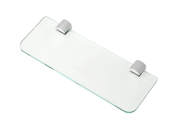 Bilbao glass shelf - 335 x 129 x 31mm