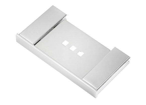 Metropolitan soap holder - 150 x 93 x 22mm