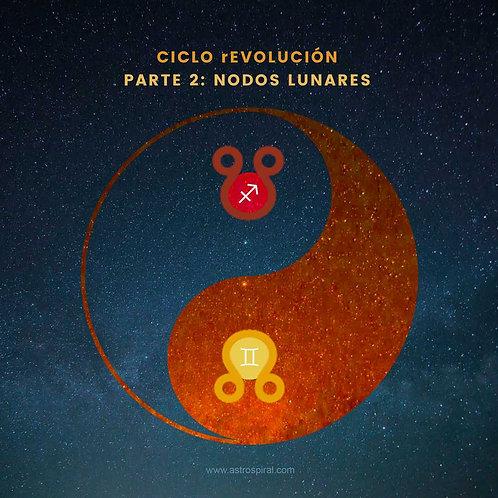WEBINAR CICLO REVOLUCIÓN. PARTE 2: NODOS LUNARES