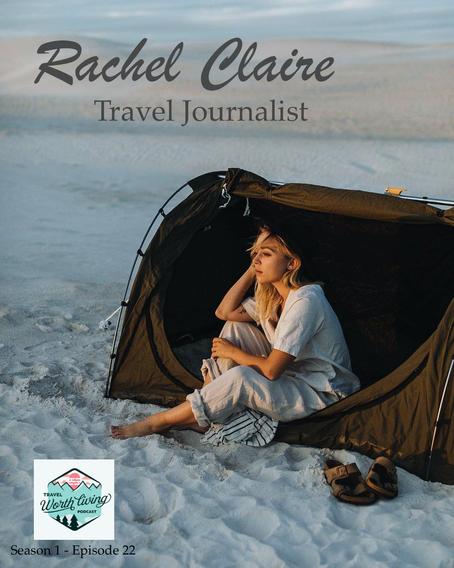 Ep. 22 | Rachel Claire