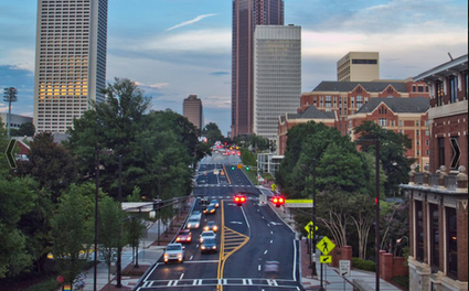 North Ave. Atlanta, GA