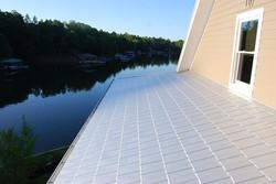 Metal shingles home installation