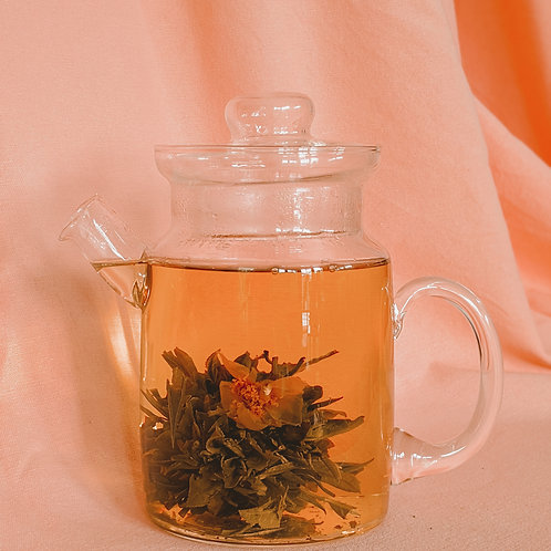 Blooming Tea - White Tea, Camellia, and Mango Flavour