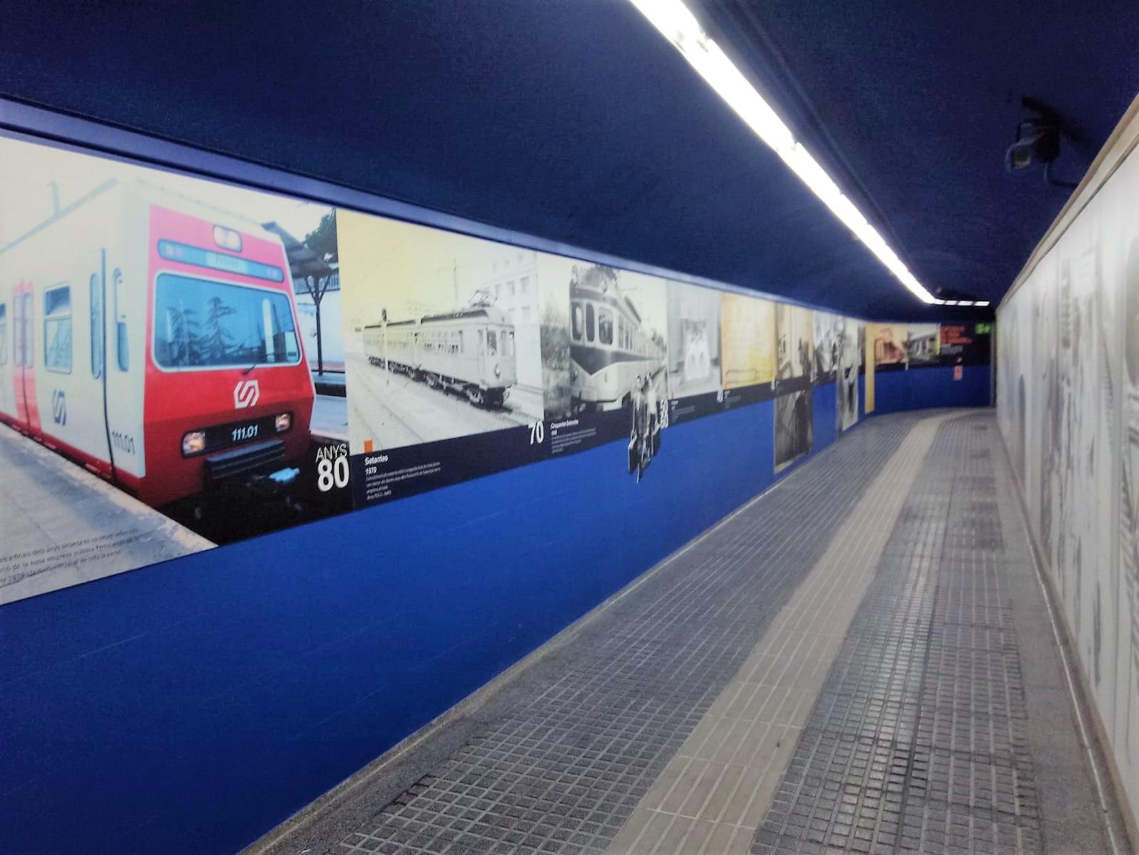 Evolución de los trenes