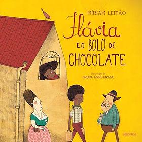 Flavia e o Bolo de Chocolate
