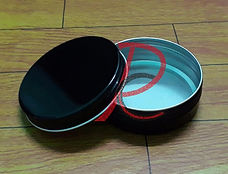 Pot Aluminium Hitam