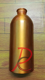 Botol Aluminium Merah 500 ml
