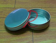 Pot Aluminium Silver