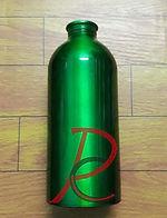 Botol Aluminium Hijau 500 ml