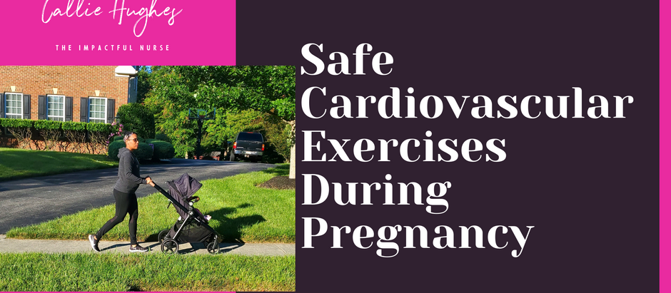 Safe Cardiovascular Exercises During Pregnancy