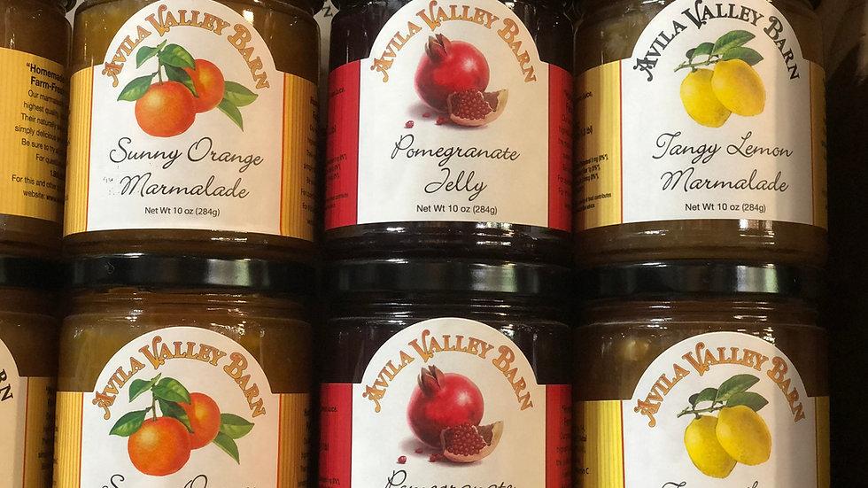 Marmalade & Jelly