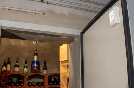 Protégez vos portes de cave.