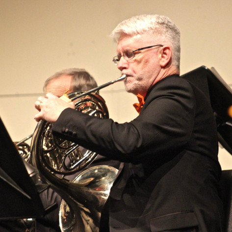 Gary Taylor, French Horn