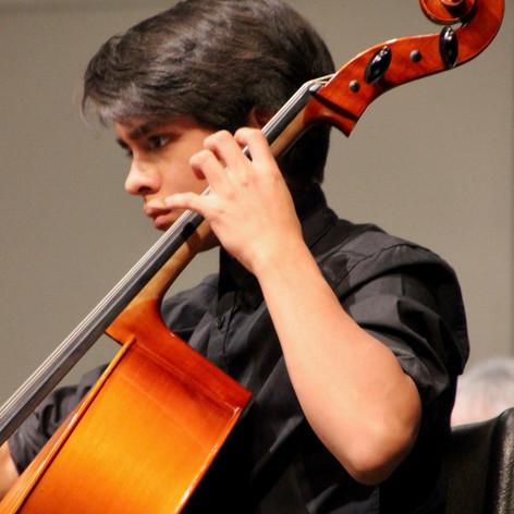 Kusi Chanin, Cello